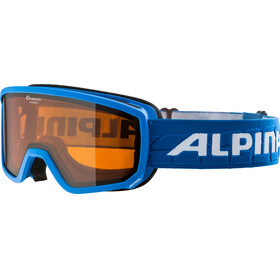 Alpina Scarabeo S DH goggles blauw